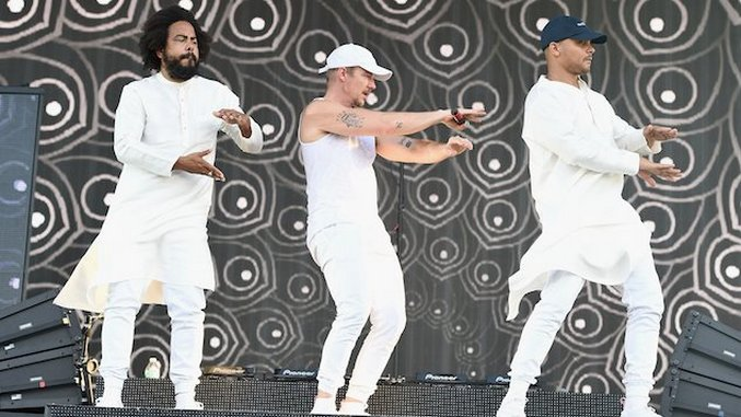 Major Lazer Drop Surprise EP: 'Know No Better' Stream & Download