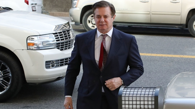 Manafort Pleads Guilty to Two Separate Sets of Charges, and He's Cooperating With Mueller