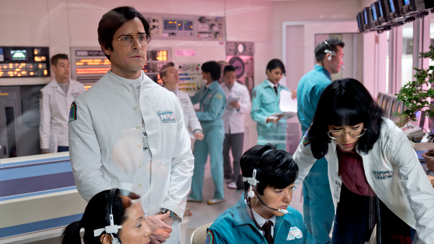 Let Justin Theroux Fix You in Mysterious New Clip from Cary Fukunaga&#8217;s Netflix Series <i>Maniac</i>