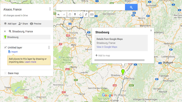 Plan the Hell Out of Your Next Trip with Google's My Maps :: Travel