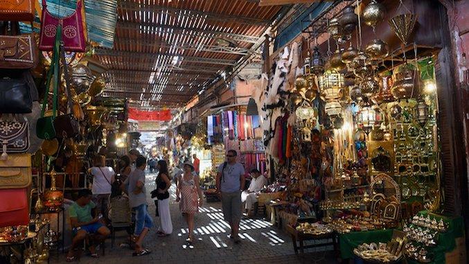 Checklist: Marrakech, Morocco