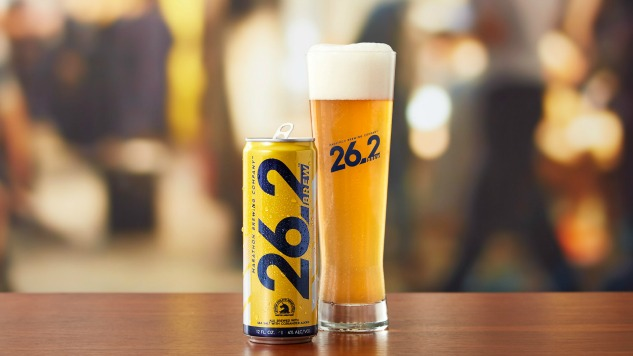 26.2 Brew is a Beer Made Specifically For Runners