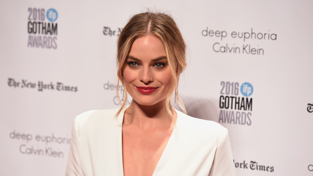 Margot Robbie to Star in Robin Hood Spinoff Movie <i>Marian</i>