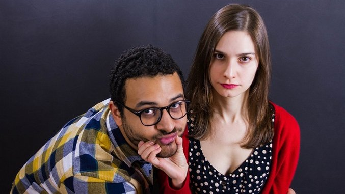 Marina and Nicco: Unpacking Sketch Comedy with Their New York Residency