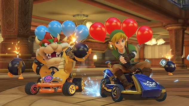 <i>Mario Kart 8 Deluxe</i> Review: Karting at the Speed of Life