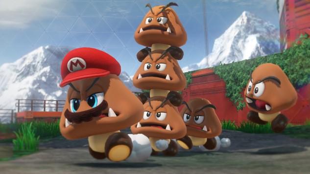 <i>Super Mario Odyssey</i> Wins Best of Gamescom Award