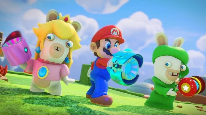 How Movement Makes <i>Mario + Rabbids Kingdom Battle</i> a Different Kind of Tactical RPG