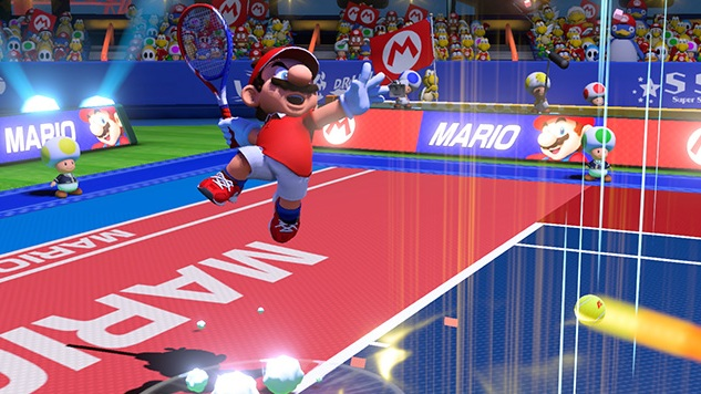 I Wish <i>Mario Tennis Aces</i> Would Just Let Me Play Ball