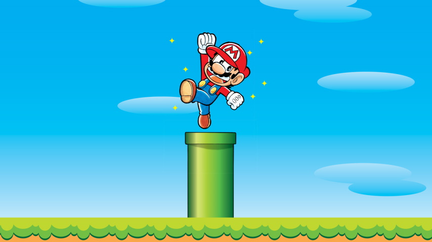 Mario's First English Manga, <I>Super Mario Manga Mania</I>, Is Releasing in December
