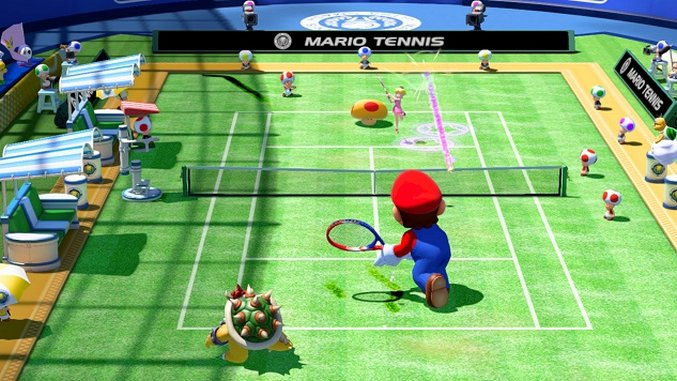 <i>Mario Tennis Ultra Smash</i> Review: Smashtastic