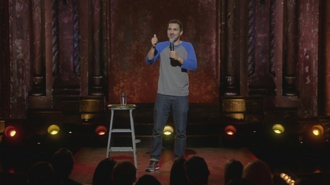 Mark Normand on Being the Odd Man Out, Kind of