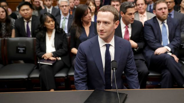 More of the Funniest Tweets About Mark Zuckerberg's Testimony to Congress
