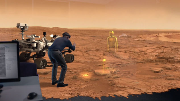 Why Mars? Virtual Reality Space Travel and the Mars Insurance Policy