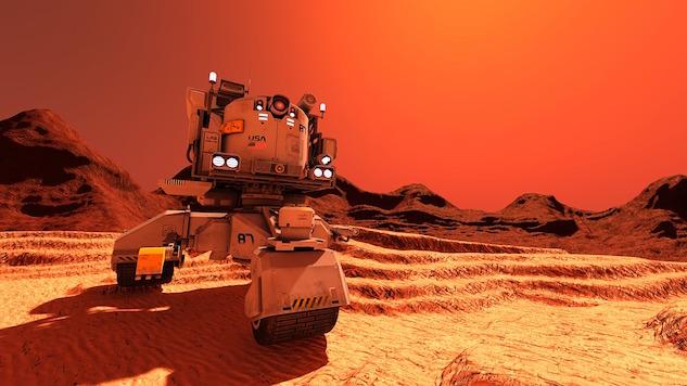 NASA Plans to Send Astronauts to Mars