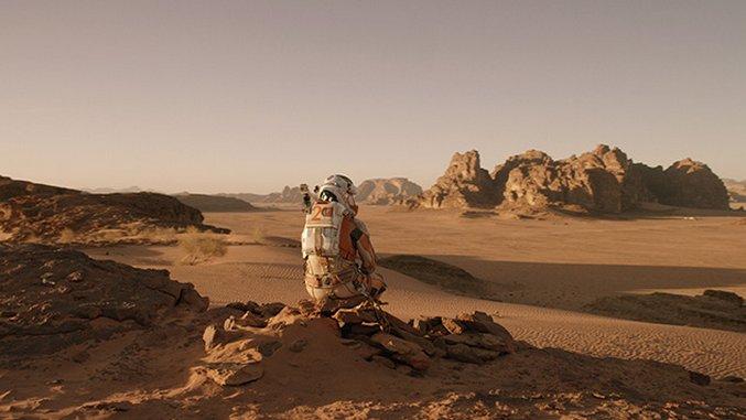<i>The Martian</i>