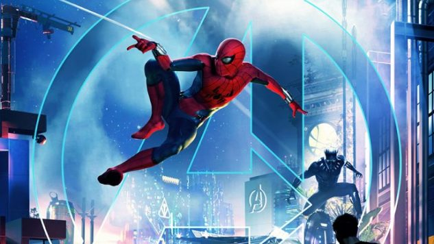 Marvel Lands Coming to Disneyland Resort and Disney Parks Around the World