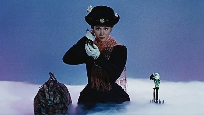 <i>Mary Poppins</i> Is a Retelling of the Bible
