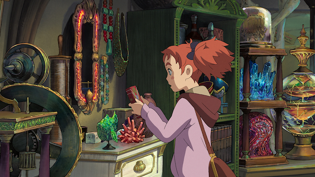 Mary and the Witch's Flower Earns Special Encore ...