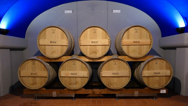 Inside Verona, Italy's Masi Winery Where Tradition is King