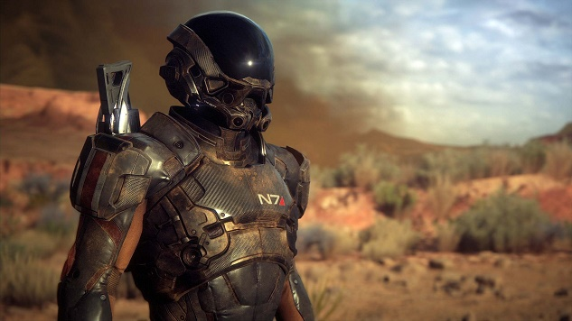<i>Mass Effect: Andromeda</i> Gets a Release Date