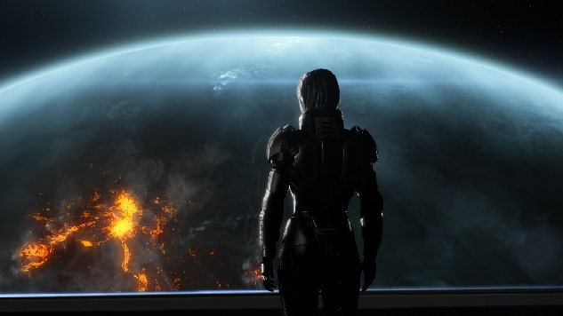 Mass Effect, <i>Arrival</i> and Social Responsibility in Sci-Fi
