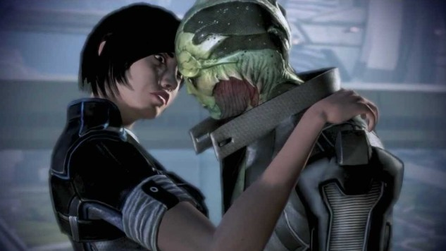 The Best Mass Effect Romances