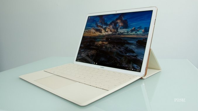 Huawei Matebook Hands-on: The Chinese Hardware Aficionados Take On a Windows 2-in-1