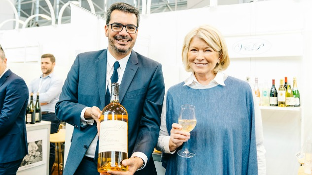10 Facts To Make You Sound Like A Wine Snob This Summer, Courtesy of Martha Stewart