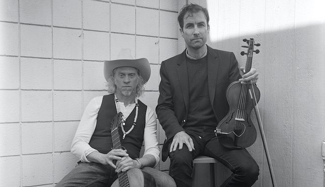 Exclusive: Andrew Bird and Jimbo Mathus Reunite for <i>These 13</i> Short Film