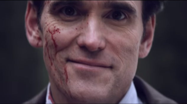 Matt Dillon mounts killing spree in first House That Jack Built trailer