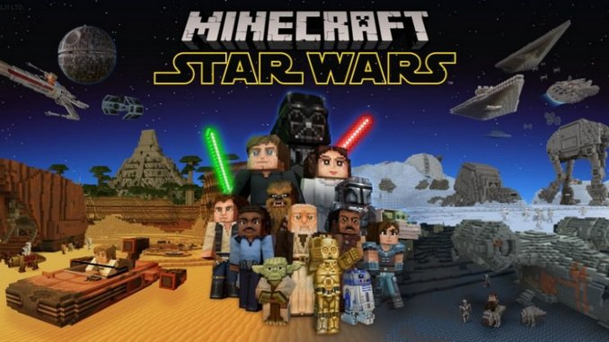 Star Wars Comes to <i>Minecraft</i> in New DLC Pack