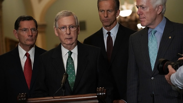Senate May Get Its Act Together to Avoid a Government Shutdown...Temporarily