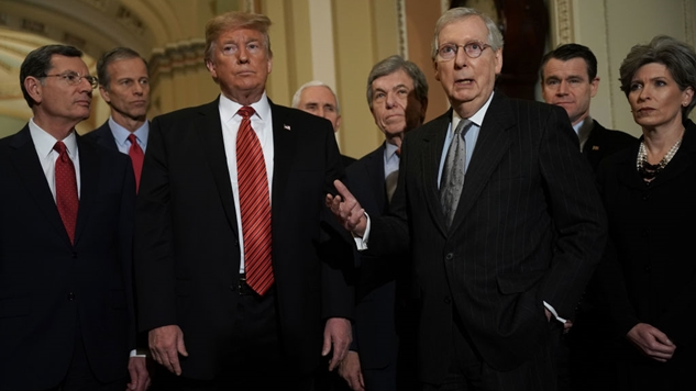 The Shutdown Could Delay Tax Refunds, Have Serious Electoral Consequences