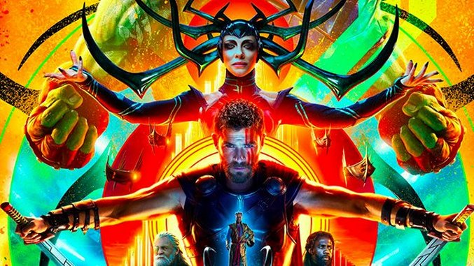 Comic-Con MCU Panel: <i>Ant-Man and the Wasp</i>, <i>Captain Marvel</i>, <i>Thor: Ragnarok</i> and <i>Black Panther</i>