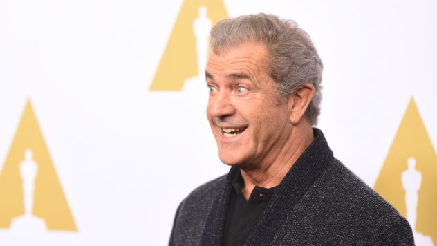 Mel Gibson is Currently Suing His Own Studio Over <i>The Professor and the Madman</i>