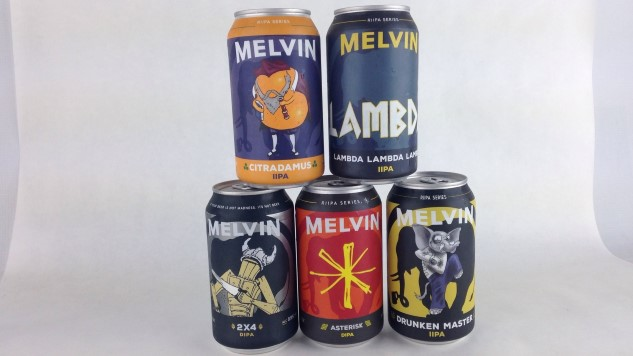 The Looming Hop-Pocalypse: Tasting 5 DIPAs from Melvin Brewing