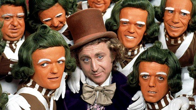 Feeling Meme-ish: <i>Willy Wonka & the Chocolate Factory</i>
