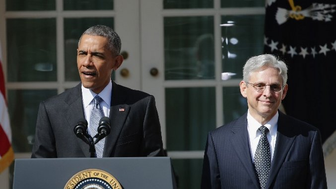 "20 Things ""Merrick Garland"" Sounds Like"