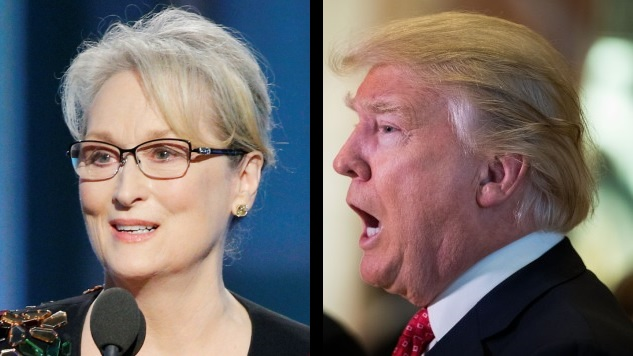 Streep vs. Trump: Comparing the Best Four Roles of Meryl Streep and Donald Trump
