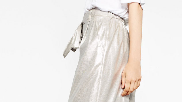 15 Metallic Pieces to Wear Now