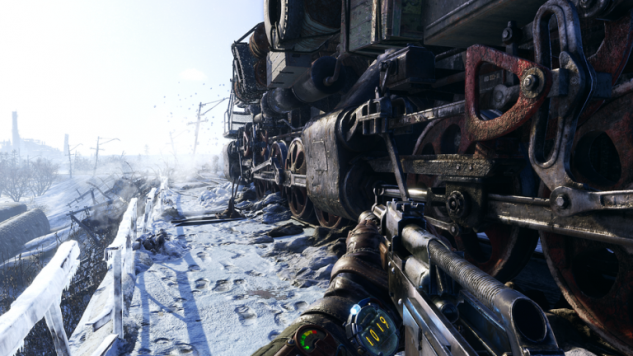 <i>Metro Exodus</i>: Messy, Familiar, and Beautifully Weird
