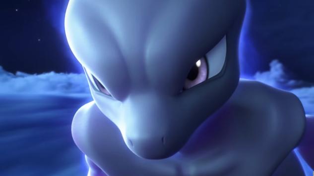Mewtwo Strikes Back Evolution Is The First Cgi Pokemon Movie