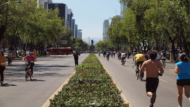Mexico City Meltdown: How to Maintain a Running Habit in a Megalopolis
