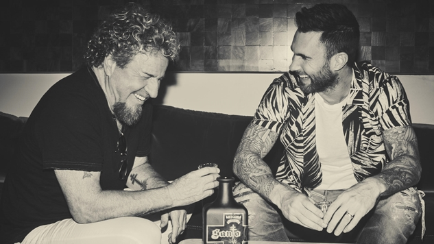 Sammy Hagar and Adam Levine Launch The World's First Ever Tequila-Mezcal Hybrid