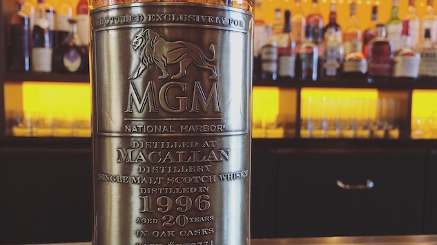 Drinking Our Way Through the New MGM National Harbor Casino