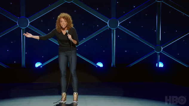 Michelle Wolf Insists She's Not a <i>Nice Lady</i>
