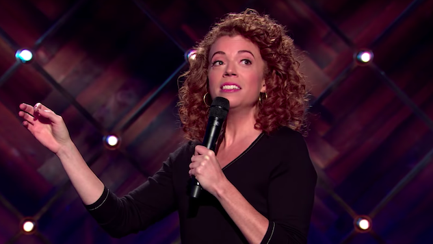 Michelle Wolf Is Unhinged in Clip from This Week's <i>The Break</i> Episode