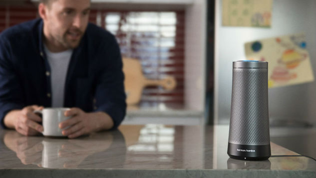 Microsoft Now Has an Amazon Echo Competitor Because Why Not?