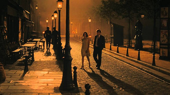 The Nostalgia Machine Cranks On: Woody Allen's <i>Midnight In Paris</i>