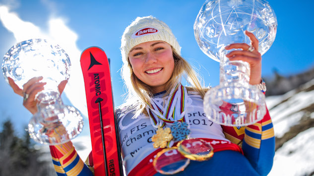 Fit Chicks: Olympic Champion Mikaela Shiffrin